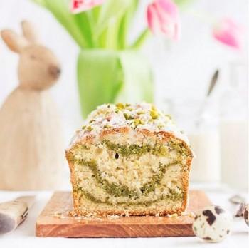 Cake coco-matcha
