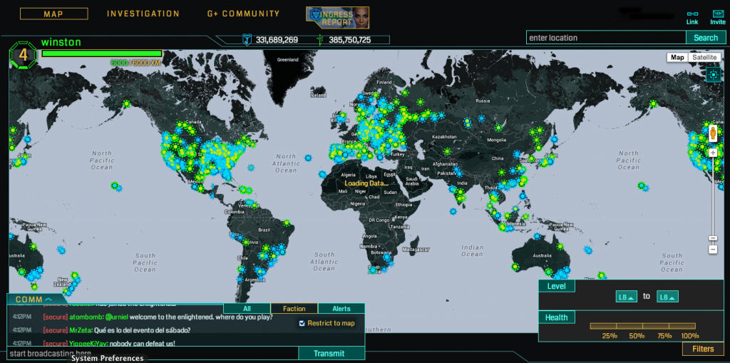 Intel Map_Worldwide