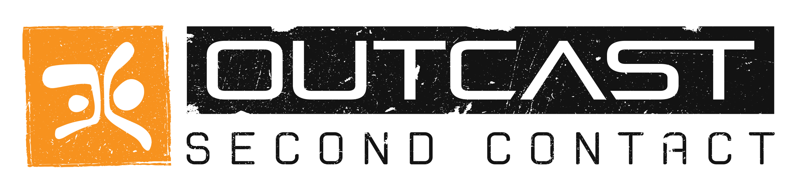 OUTCAST_Second Contact_LogoBlack