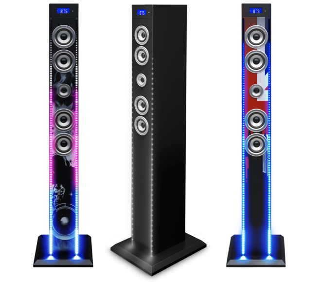 bigben interactive pr sente les nouveaux mod les de son dock multimedia avec clairage ambiant. Black Bedroom Furniture Sets. Home Design Ideas