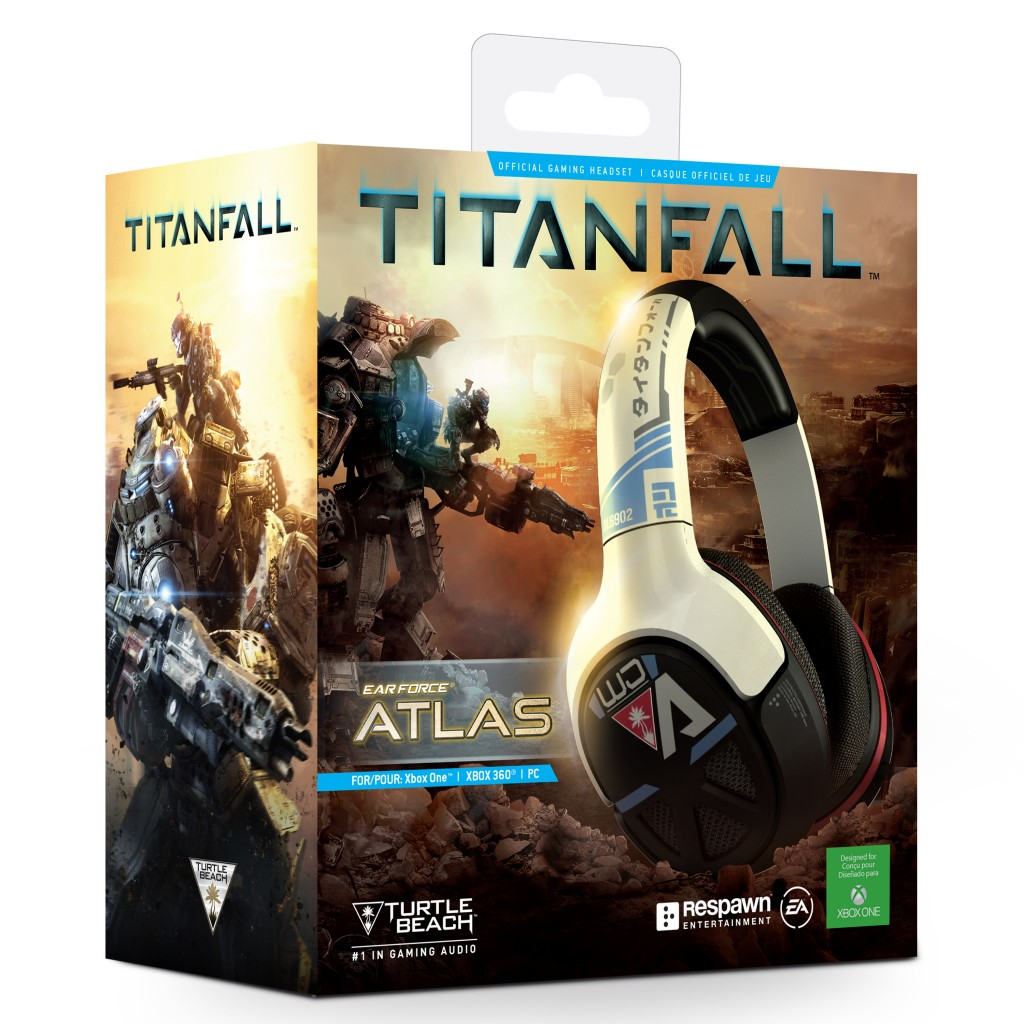 Titanfall Atlas Package