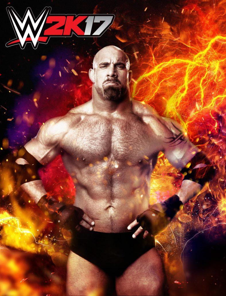 WWE2K17_GOLDBERG