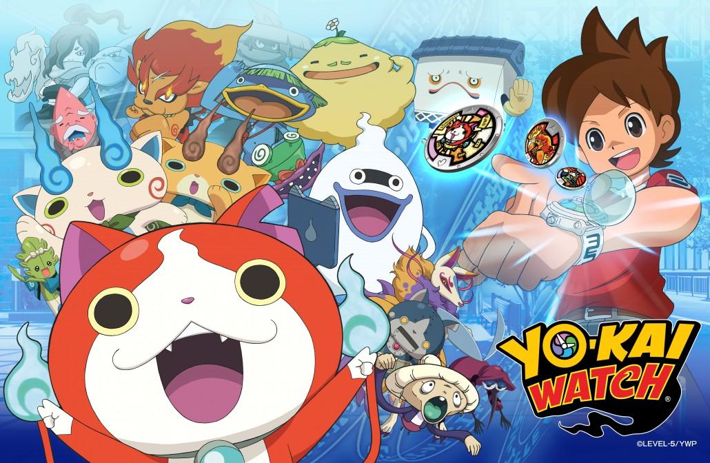 Yo-Kai Watch_Key Art_Horizontal