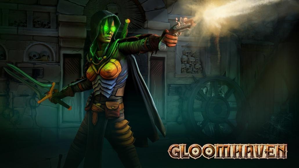 Screenshot Gloomhaven Nightcrawler Scoundrel