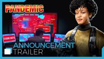 Pandemic Artwork Bande Annonce
